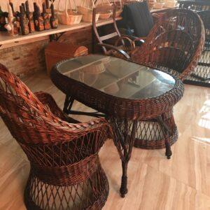 плетеные кресла в Израиле